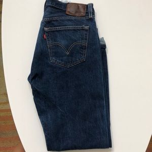 Made in USA Levis 501